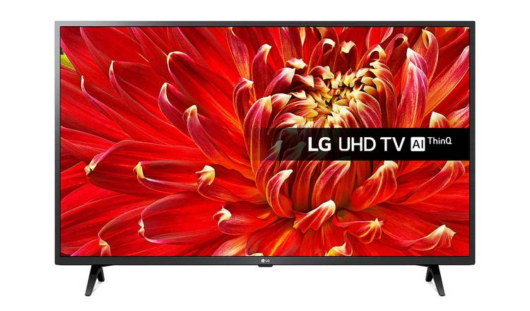 LG 43 Inch 43LM6300 Smart Full HD HDR LED Freeview TV