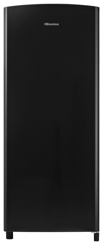 Hisense RR220D4AB21 Tall Fridge - Black