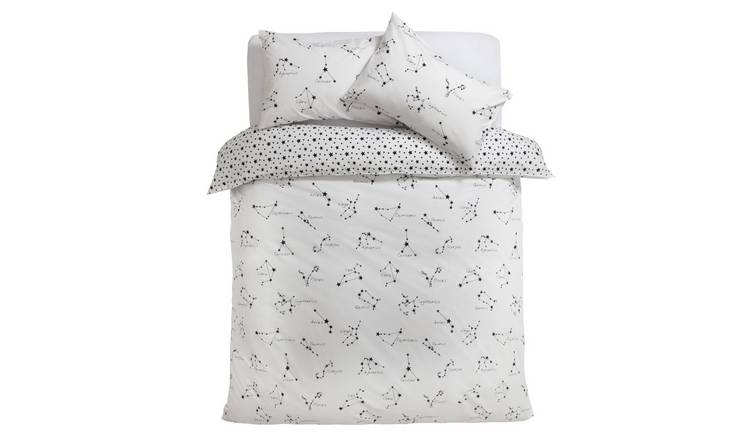 Habitat Star Sign Reversible Bedding Set - Single