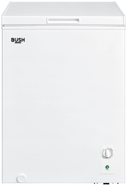 Bush MECF99W Chest Freezer - White