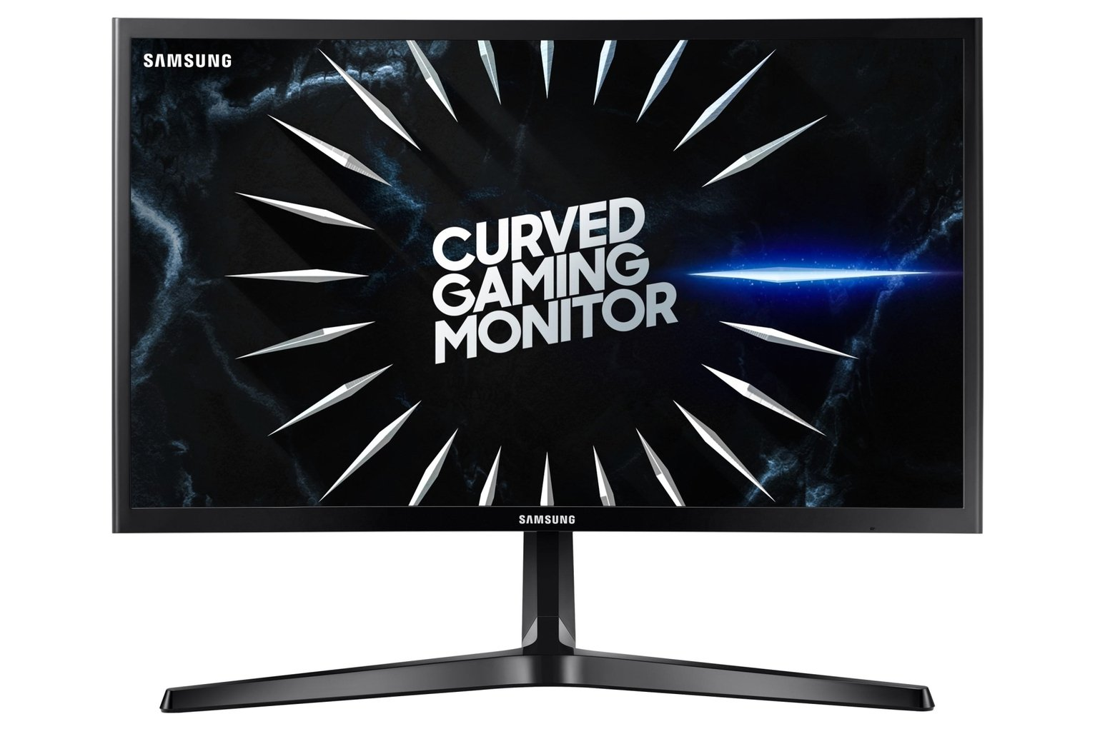 Samsung LC24RG50FQUXEN 24in 144Hz FHD Curved Gaming Monitor