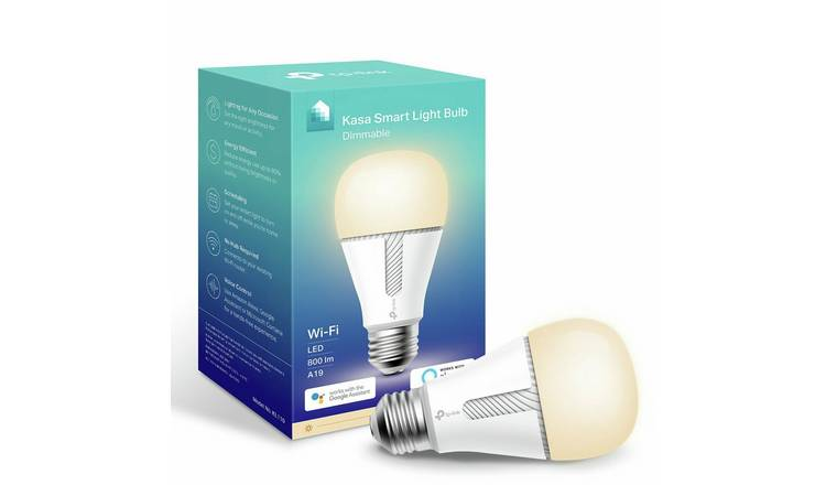 TP-Link KL110 Kasa Smart E27 Wi-Fi Dimmable White Bulb