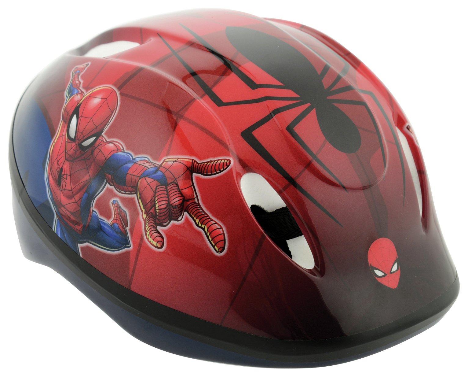Marvel Spider-Man Kid's Bike Safety Helmet