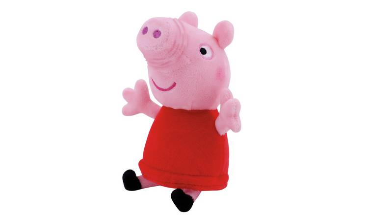 Peppa Pig Giggle & Snort Soft Toy