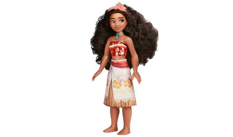 Disney Princess Moana Royal Shimmer Fashion Doll