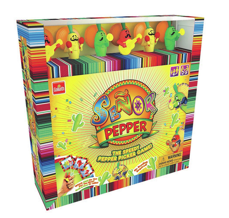 Senor Pepper Card Game