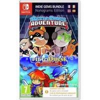 Piczle Puzzle Adventures + Picto Quest Puzzle Bundle Switch