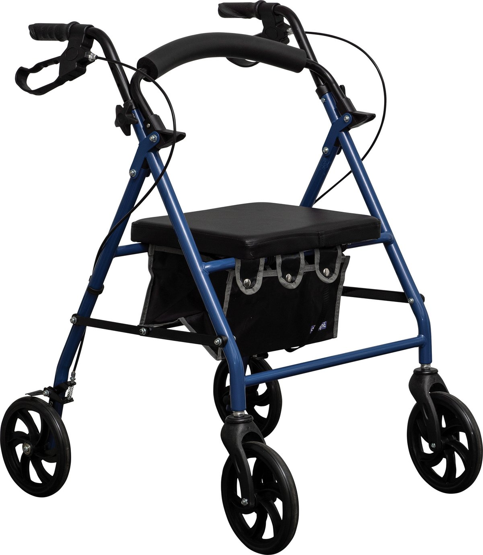 Aidapt 4 Wheel Rollator
