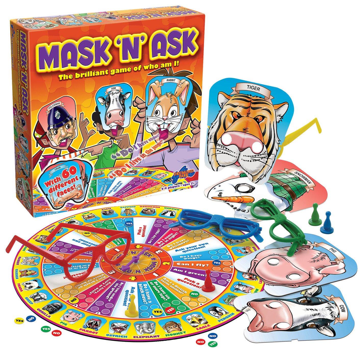 Drumond Park Mask N Ask Game