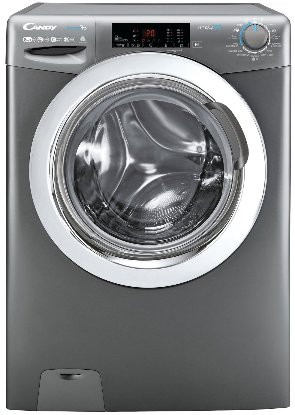 Candy CSOW2853TWCGE 8KG / 5KG Washer Dryer - Graphite