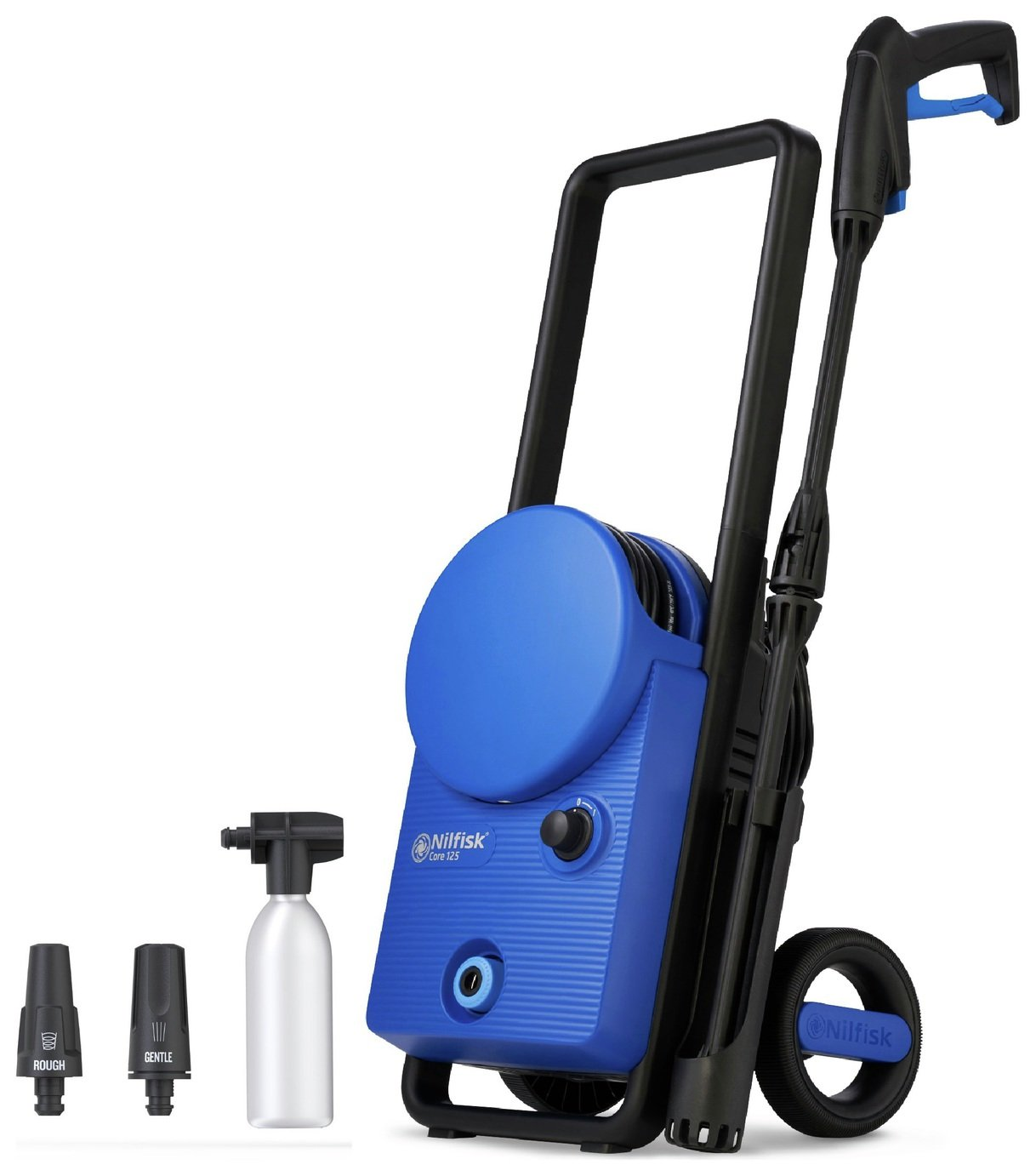 Nilfisk Core 125 Variable Control Pressure Washer - 1400W