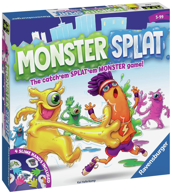 Monster Splat Game