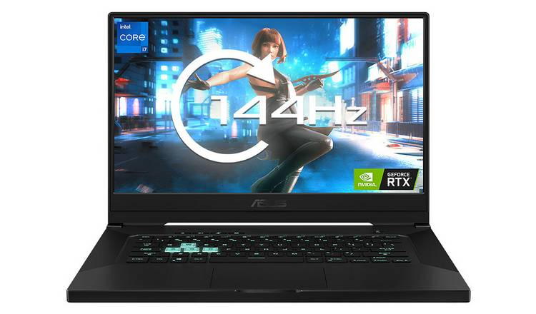 ASUS TUF F15 15.6in i7 16GB 512GB RTX3070 Gaming Laptop