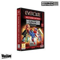 Evercade Cartridge 22 Bitmap Brothers Collection 1 Pre-Order