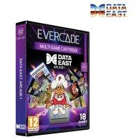 Blaze Evercade Cartridge 02: Data East Arcade 1 Pre-Order