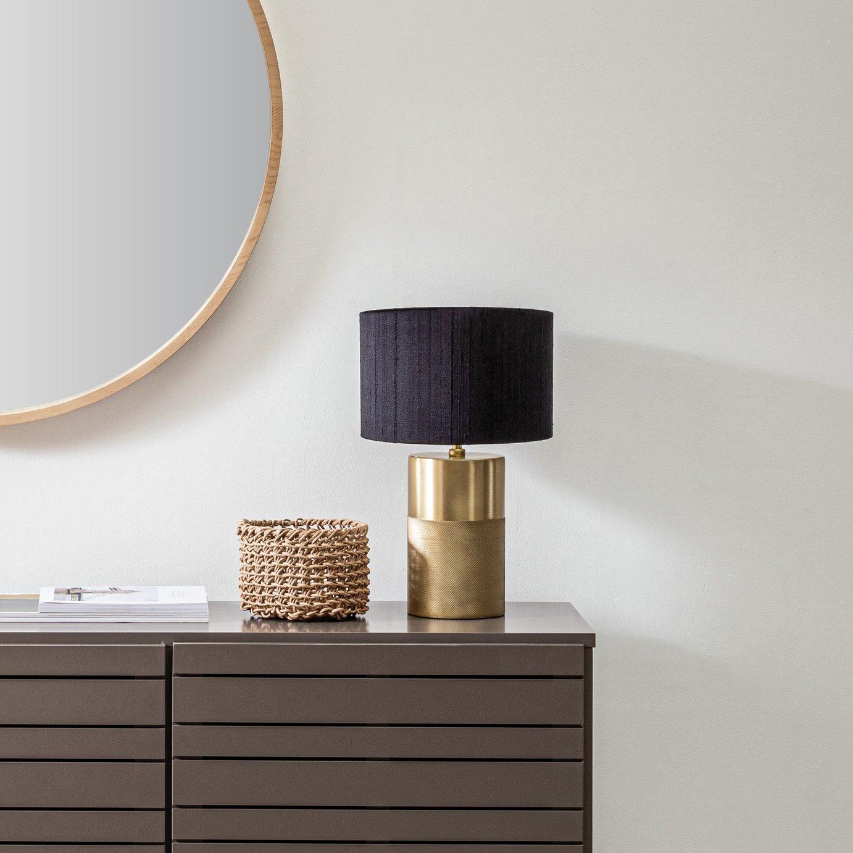 Habitat Keane Table Lamp Base - Brass