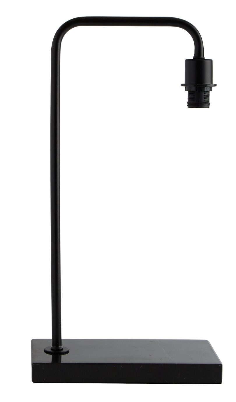 Habitat Marbelle Table Lamp with Black Base