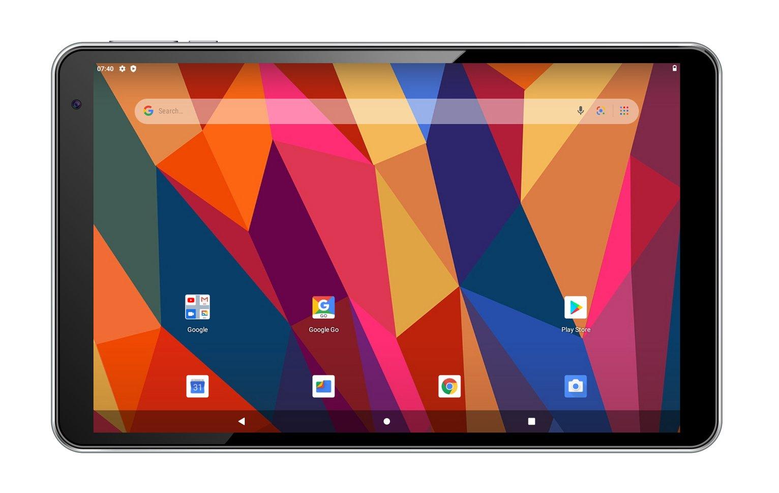 Alba 10.1 Inch 32GB HD Tablet - Silver