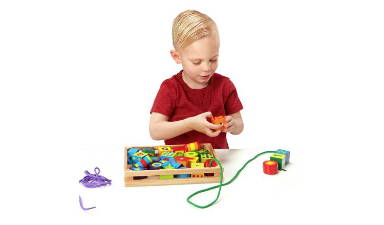 Melissa & Doug Lacing Beads