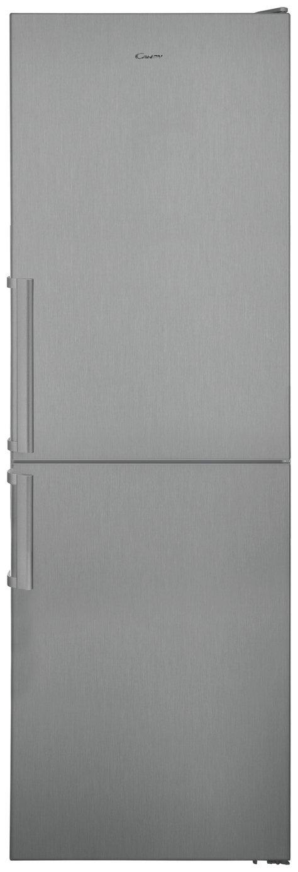 Candy CVNB 6182XH5KN Fridge Freezer - Stainless Steel