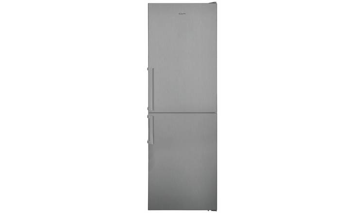Candy CVNB 6182XH5KN Fridge Freezer - Stainless Steel