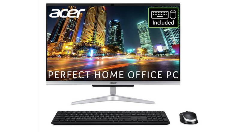 Acer Aspire C24-963 23.8in i5 8GB 1TB All-in-One PC