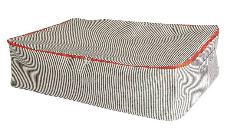 Habitat Jericho Canvas Underbed Storage Ticking