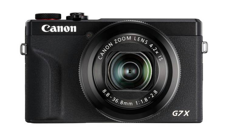 Canon PowerShot G7X Mark III Premium Compact Digital Camera