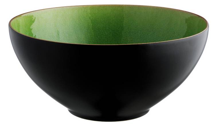 Habitat Sintra 24cm Serving Bowl - Green