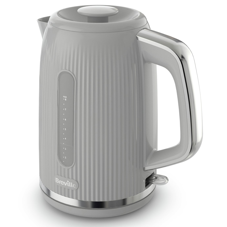 Breville VKT222 Bold Kettle - Grey and Silver