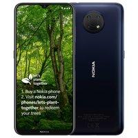SIM Free Nokia G10 Mobile Phone - Blue
