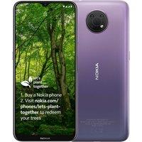 SIM Free Nokia G10 Mobile Phone - Purple