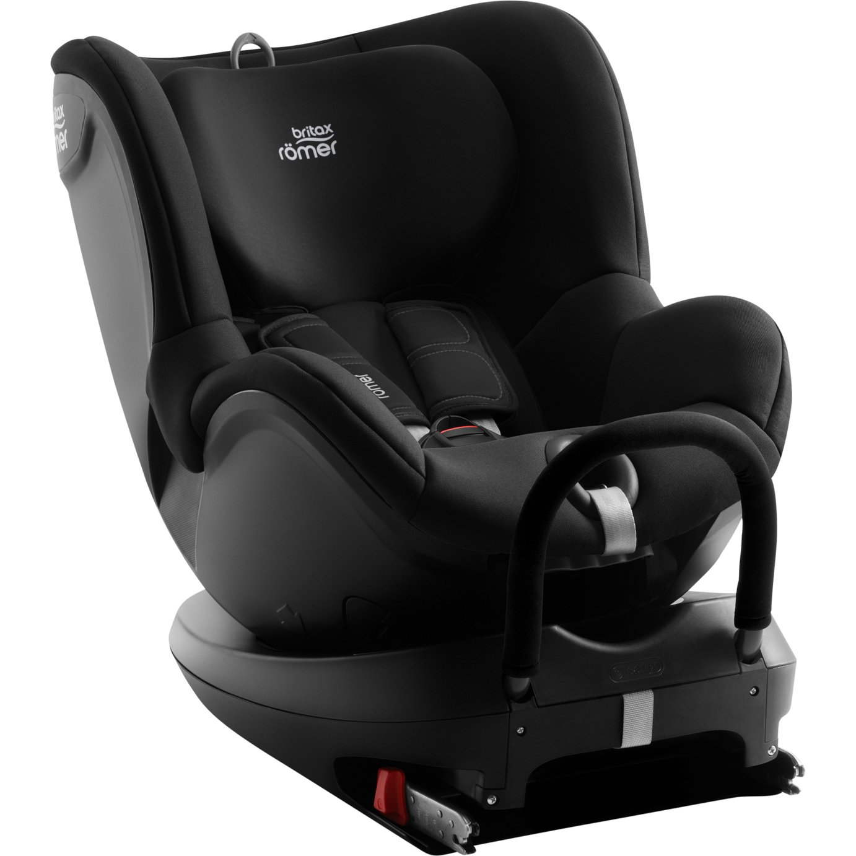 Britax Romer DUALFIX 2 R Group 0+/1 Car Seat-Cosmos Black