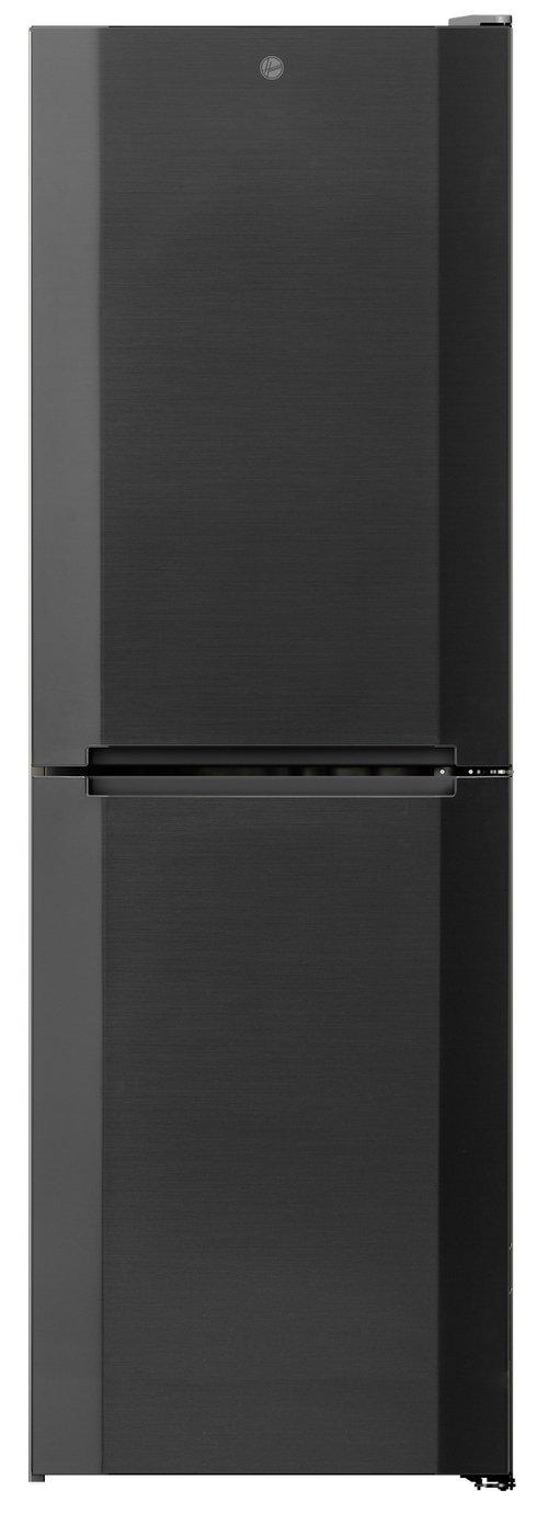 Hoover K5XD2816 BNMHN No Frost Fridge Freezer - Dark Inox