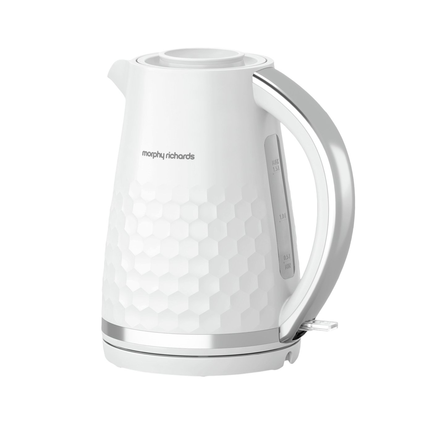 Morphy Richards 108274 Hive Kettle - White