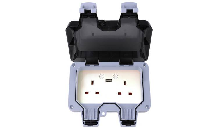 ENER-J Smart Wifi Double Socket