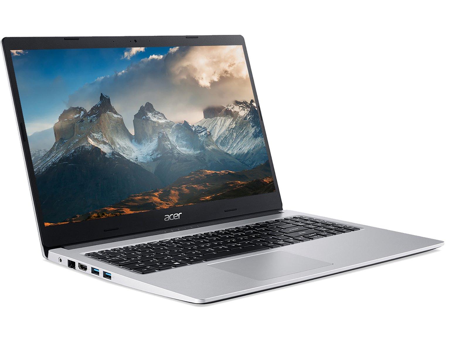 Acer Aspire 3 15.6in AMD 3020e 4GB 1TB Laptop - Silver