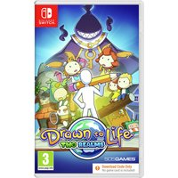 Drawn To Life: Two Realms Nintendo Switch Game