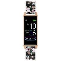 Reflex Active Series 2 Ladies Blue Floral Strap Smart Watch