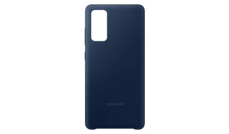 Samsung Galaxy S20FE Silicone Phone Case - Navy