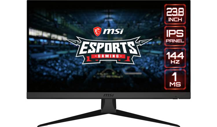 MSI Optix G242 23.8in 144Hz IPS Gaming Monitor