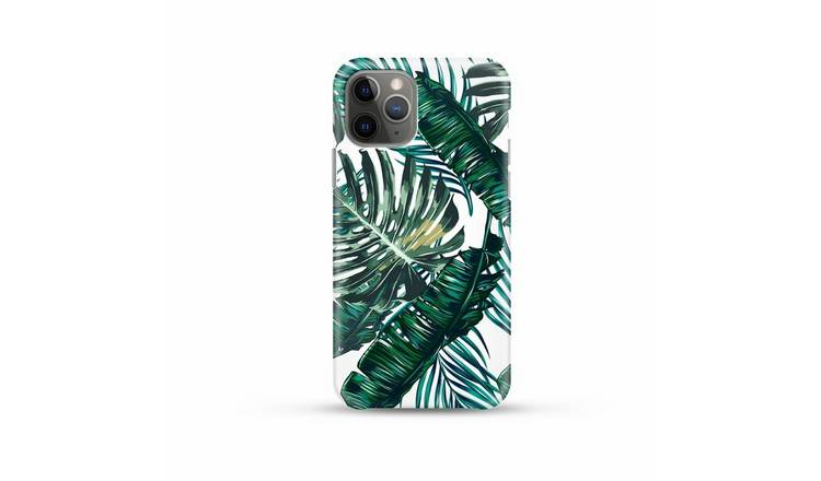 Coconut Lane iPhone 11 Pro Max Palm Phone Case - Green