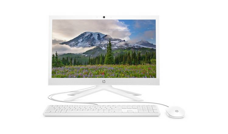 HP 20in Celeron 4GB 256GB FHD All-in-One PC