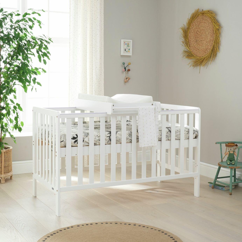 Tutti Bambini Malmo Cot Bed - White