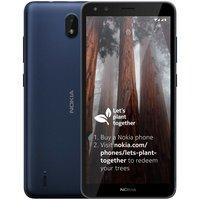 SIM Free Nokia C01 Plus Mobile Phone - Blue