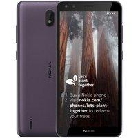 SIM Free Nokia C01 Plus Mobile Phone - Purple