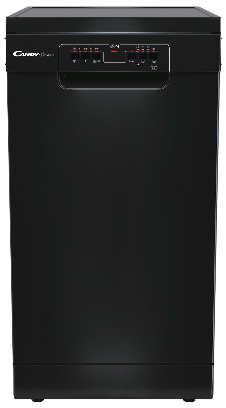 Candy CDPH 2L1049B Slimline Dishwasher - Black