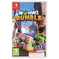 Worms Rumble Nintendo Switch Game
