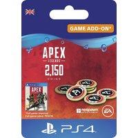 Apex Legends 2000 +150 Bonus Coins PS4 Digital Download