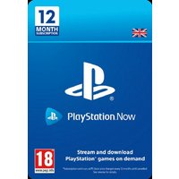 12 Month PlayStation Now Membership